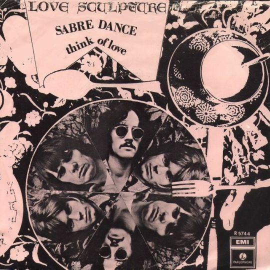 Coverafbeelding Love Sculpture - Sabre Dance