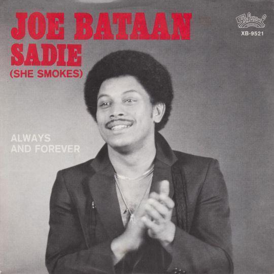 Coverafbeelding Sadie (She Smokes) - Joe Bataan