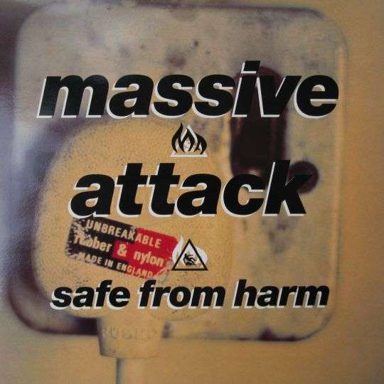 Coverafbeelding Safe From Harm - Massive Attack