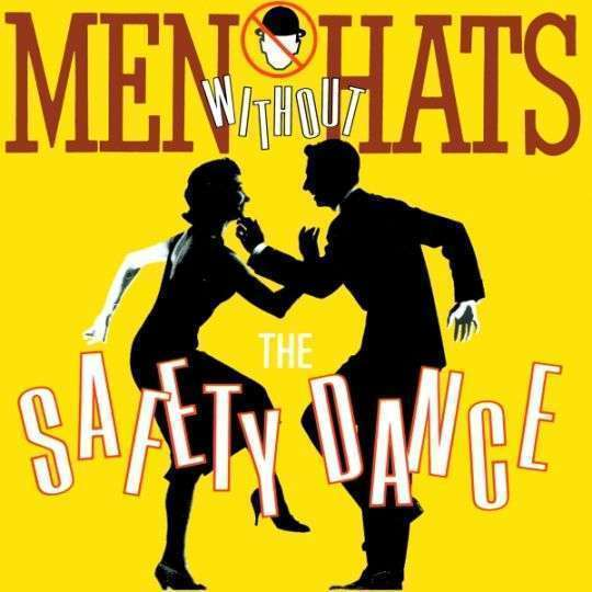 Coverafbeelding Men Without Hats - The Safety Dance