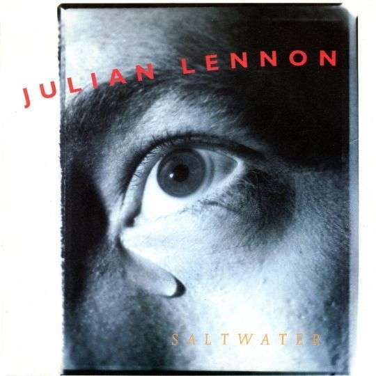 Coverafbeelding Julian Lennon - Saltwater