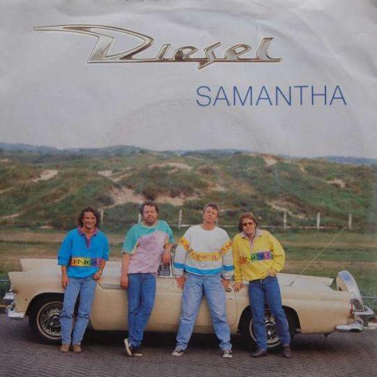 Coverafbeelding Diesel - Samantha