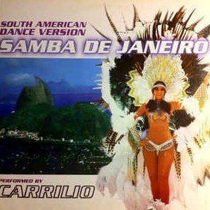 Coverafbeelding Carrilio - Samba De Janeiro