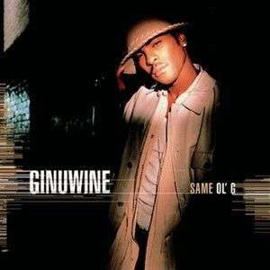 Coverafbeelding Same Ol' G/ What's So Different? - Ginuwine