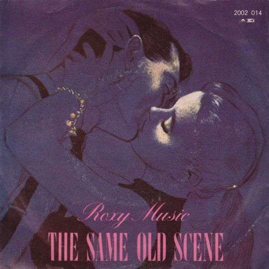 Coverafbeelding The Same Old Scene - Roxy Music