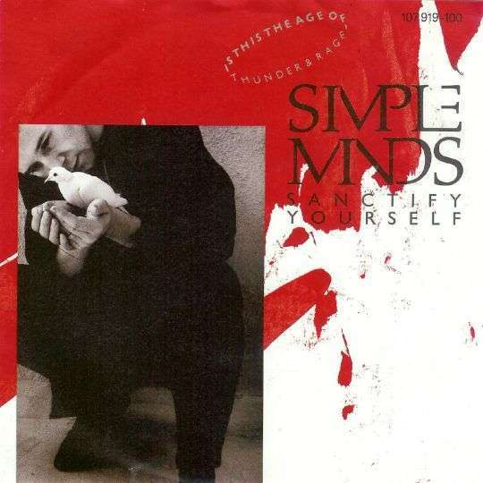 Coverafbeelding Sanctify Yourself - Simple Minds