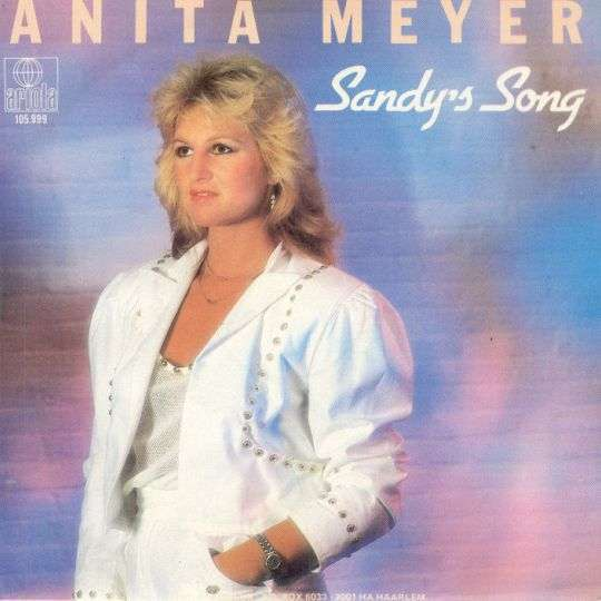 Coverafbeelding Anita Meyer - Sandy's Song