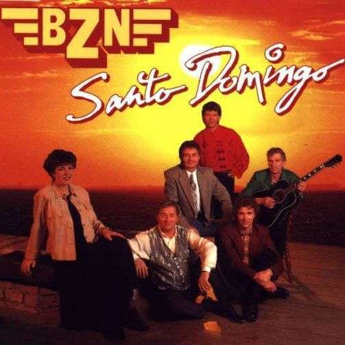 Coverafbeelding Santo Domingo - Bzn