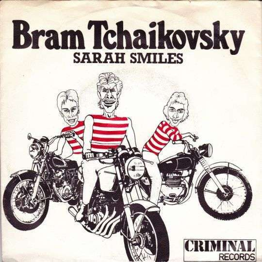 Coverafbeelding Bram Tchaikovsky - Sarah Smiles
