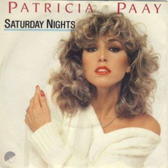 Coverafbeelding Saturday Nights - Patricia Paay