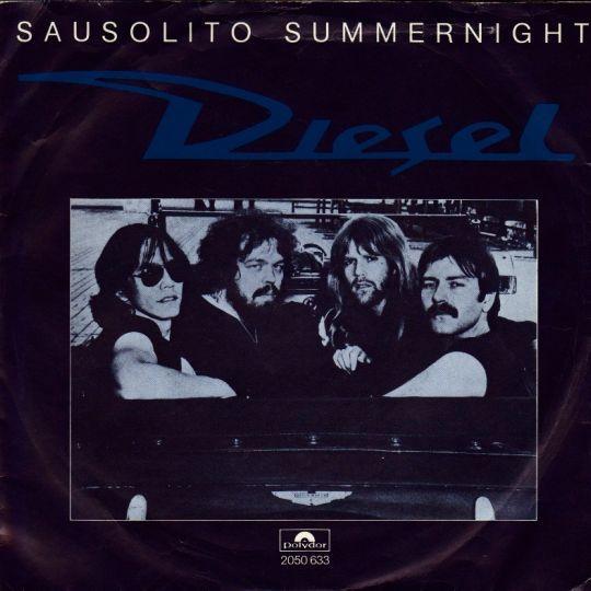Coverafbeelding Sausolito Summernight - Diesel