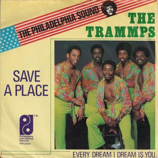 Coverafbeelding Save A Place - The Trammps