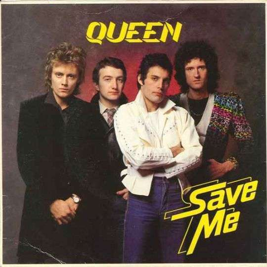 Coverafbeelding Save Me - Queen