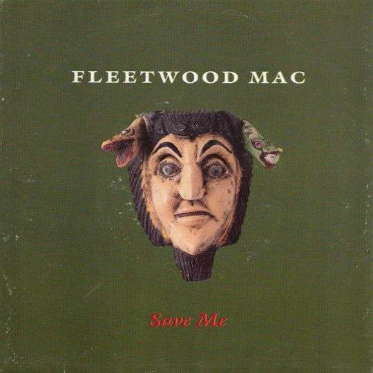 Coverafbeelding Save Me - Fleetwood Mac