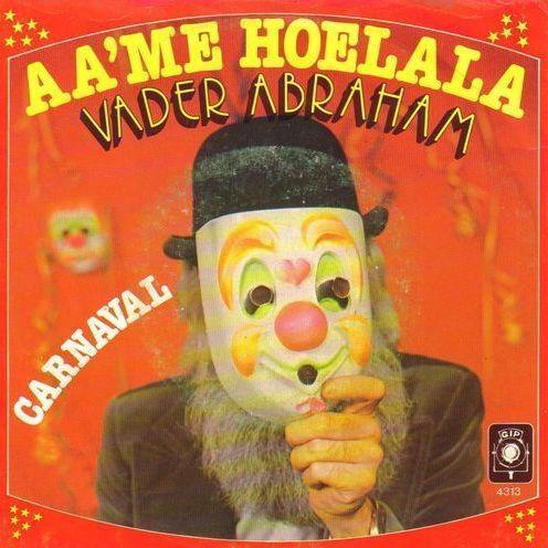 Coverafbeelding Aa'me Hoelala/ Laat De Russen Maar Komen - Vader Abraham