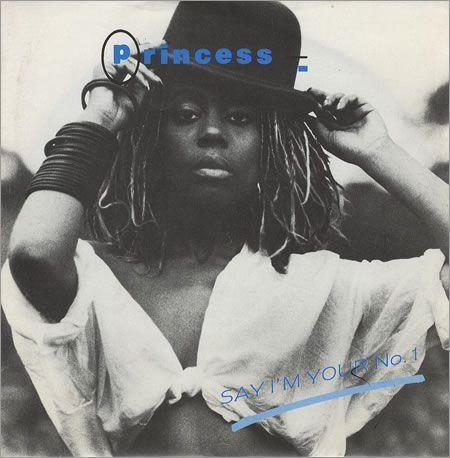 Coverafbeelding Princess - Say I'm Your No. 1