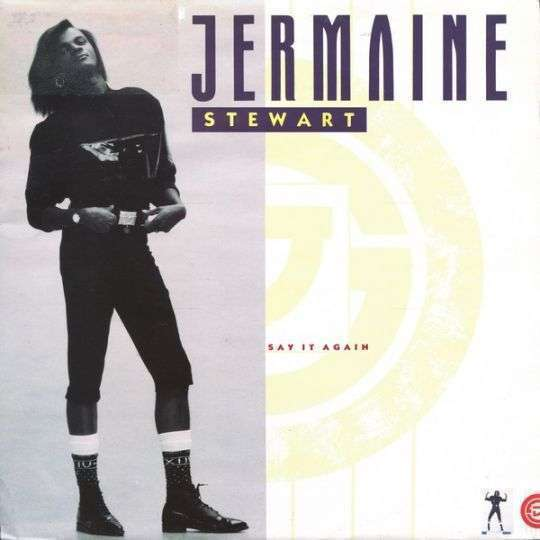 Coverafbeelding Say It Again - Jermaine Stewart
