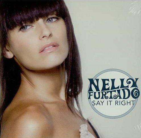 Coverafbeelding Say It Right - Nelly Furtado