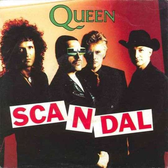 Coverafbeelding Scandal - Queen