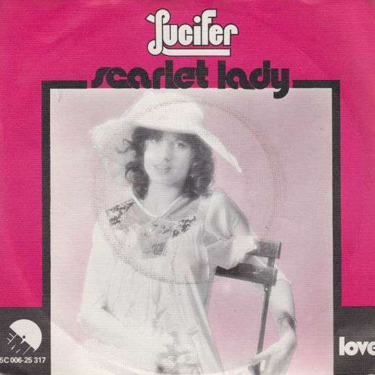 Coverafbeelding Scarlet Lady - Lucifer