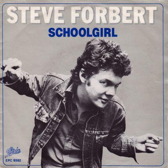 Coverafbeelding Steve Forbert - Schoolgirl