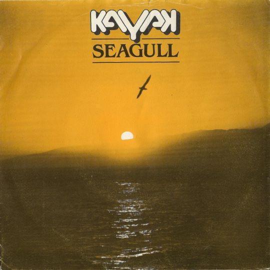 Coverafbeelding Seagull - Kayak