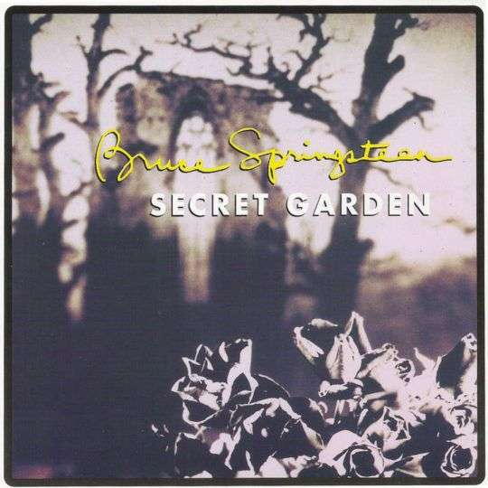 Coverafbeelding Secret Garden - Bruce Springsteen