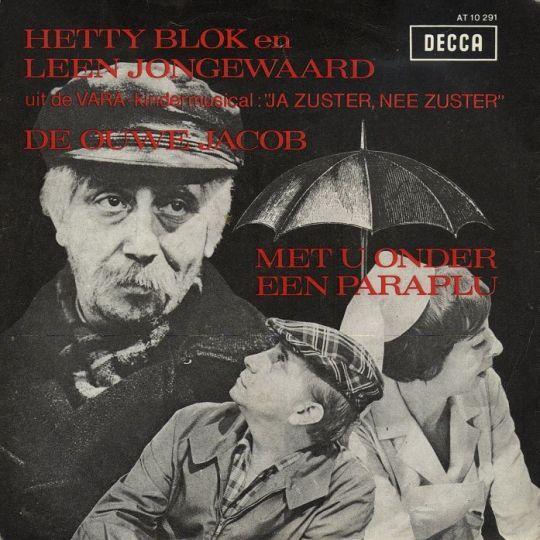 Coverafbeelding De Ouwe Jacob - Hetty Blok En Leen Jongewaard