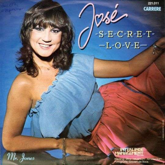 Coverafbeelding Secret Love - José