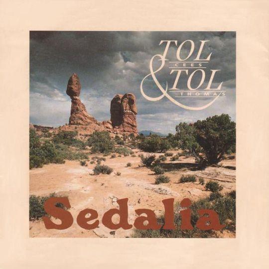 Coverafbeelding Sedalia - Cees Tol & Thomas Tol