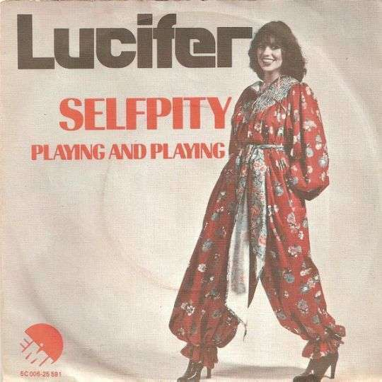 Coverafbeelding Lucifer - Selfpity