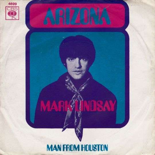 Coverafbeelding Arizona - Mark Lindsay
