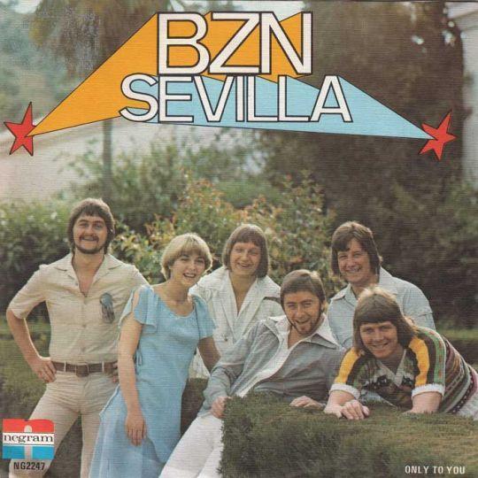 Coverafbeelding Sevilla - Bzn