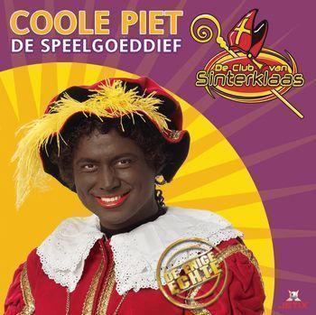 Coverafbeelding De Speelgoeddief - Coole Piet