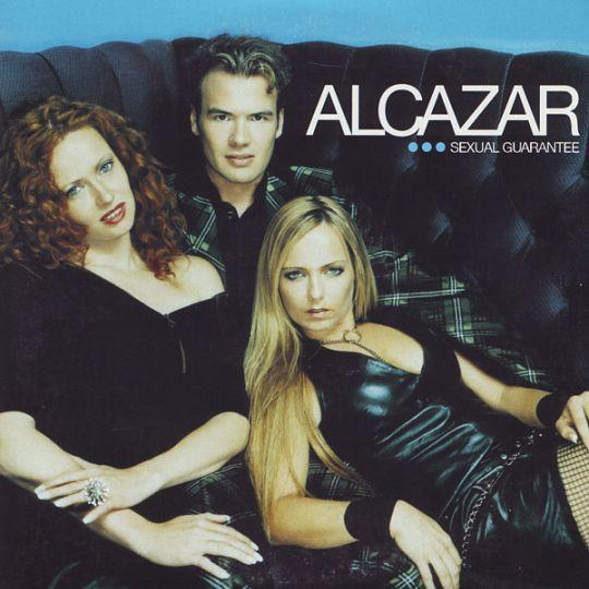 Coverafbeelding Sexual Guarantee - Alcazar