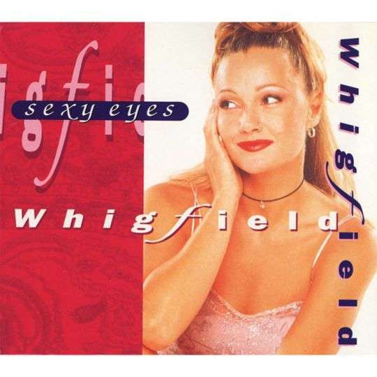 Coverafbeelding Sexy Eyes - Whigfield