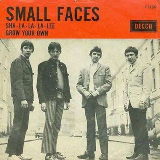 Coverafbeelding Sha-la-la-la-lee - Small Faces