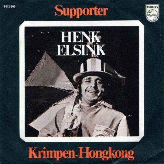 Coverafbeelding Supporter - Henk Elsink