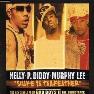 Coverafbeelding Shake Ya Tailfeather - Nelly & P. Diddy & Murphy Lee