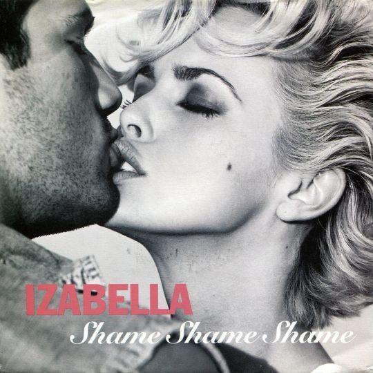 Coverafbeelding Izabella - Shame Shame Shame