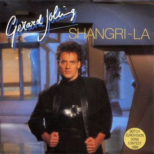 Coverafbeelding Shangri-la - Gerard Joling
