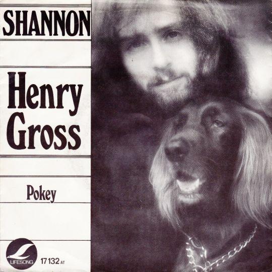 Coverafbeelding Shannon - Henry Gross