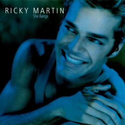 Coverafbeelding She Bangs - Ricky Martin