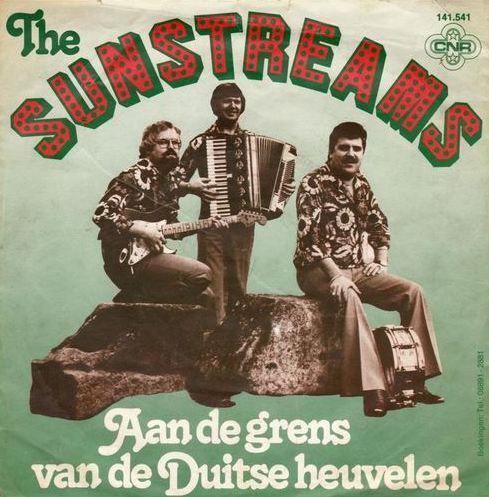 Coverafbeelding The Sunstreams - Aan De Grens Van De Duitse Heuvelen