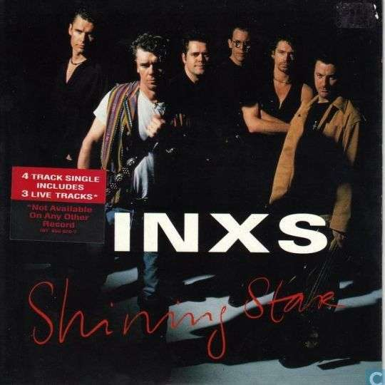 Coverafbeelding Shining Star - Inxs