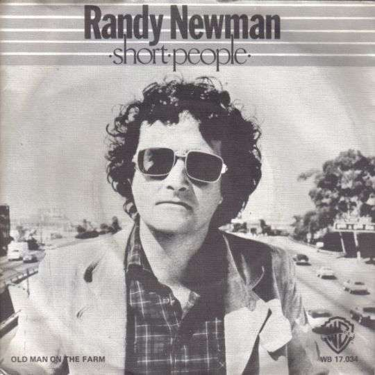 Coverafbeelding Short People - Randy Newman