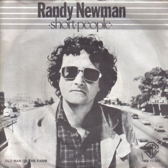 Coverafbeelding Randy Newman - Short People