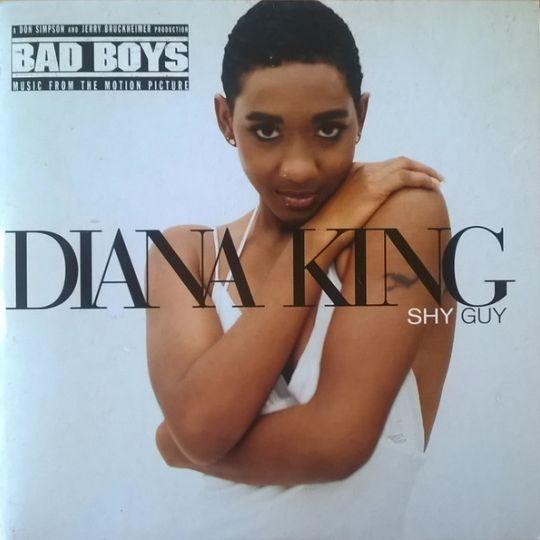 Coverafbeelding Diana King - Shy Guy