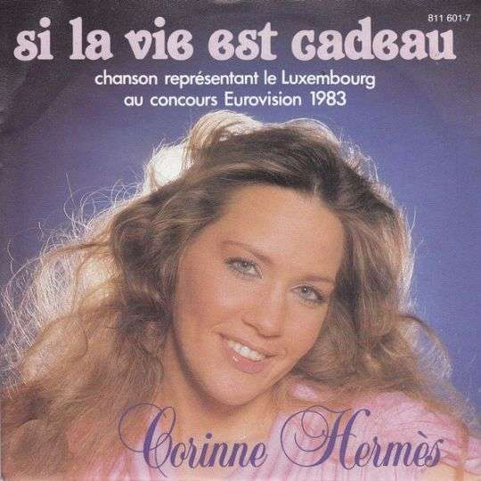 Coverafbeelding Corinne Hermès - Si La Vie Est Cadeau