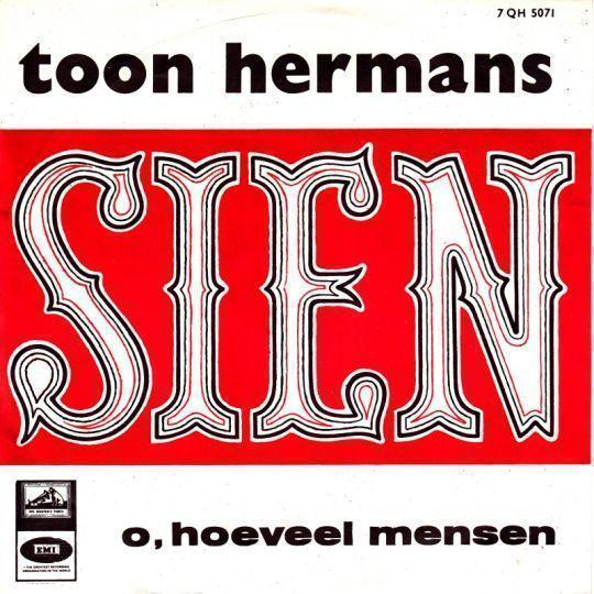 Coverafbeelding Toon Hermans - Sien